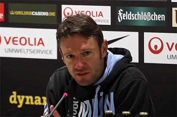 Interimstrainer Markus von Ahlen, TSV 1860 München