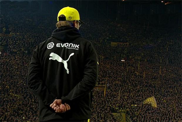 DFB-Pokal-Halbfinale Borussia Dortmund - VfL Wolfsburg