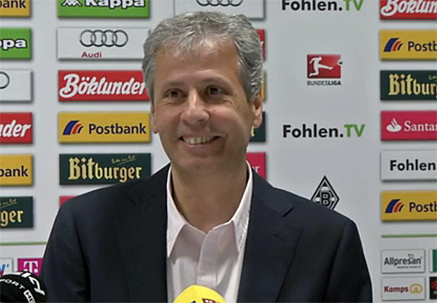 Trainer Borussia Mönchengladbach: Lucien Favre