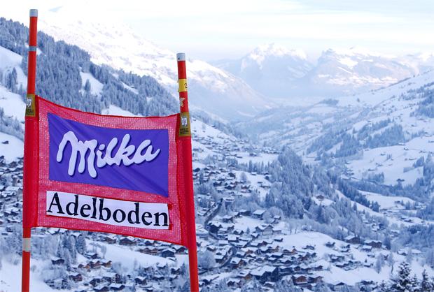 © Kraft Foods / LIVE: Riesentorlauf der Herren in Adelboden - Vorbericht, Startliste und Liveticker