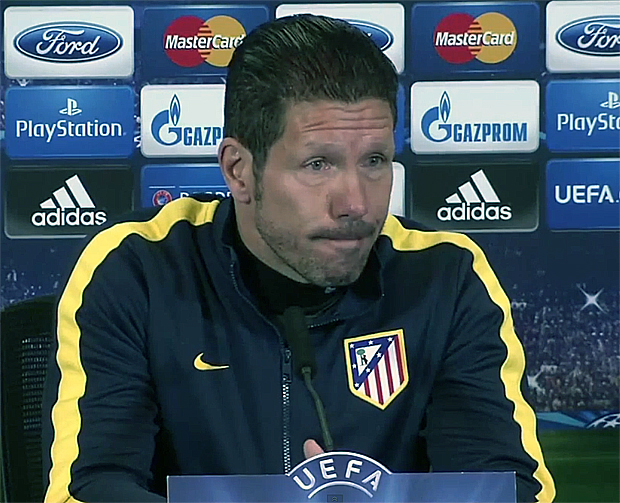 Diego Simeone Atlético Madrid, Trainer