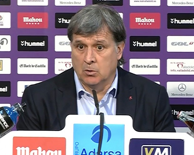 FC Barcelona Trainer: Gerardo Martino