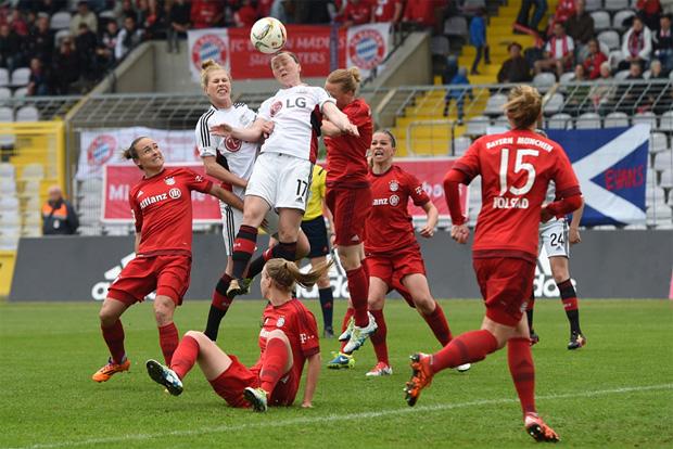 © Ch. Einecke (CEPIX) / Souveräner 5:0 Sieg gegen Bayer 04 Leverkusen
