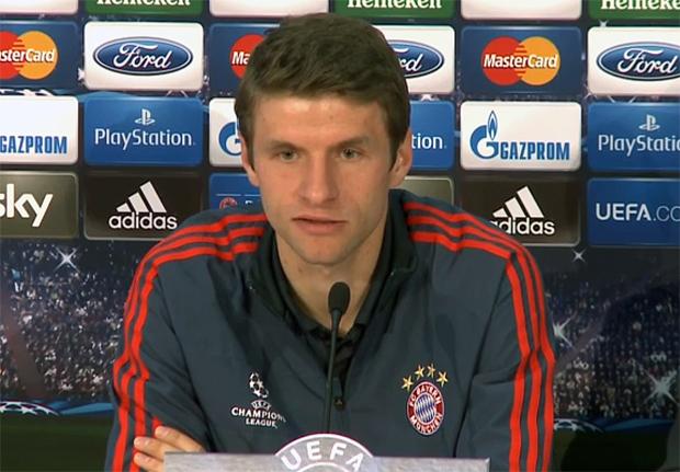Thomas Müller - FC Bayern München