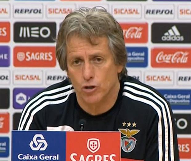 Jorge Jesus Benfica Lissabon, Trainer