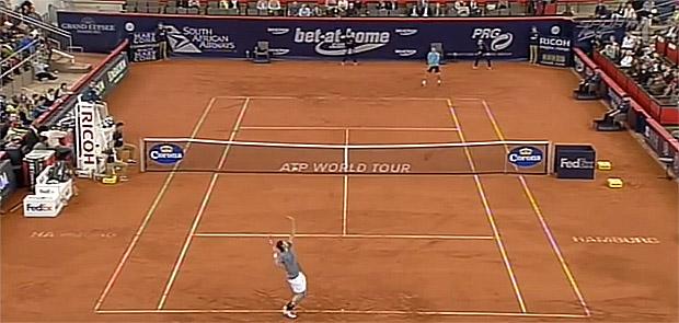ATP TennisHerren - Bet-at-home Open in Hamburg