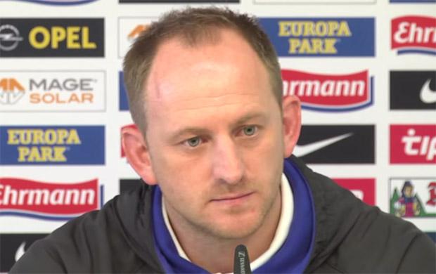 Torsten Lieberknecht Eintracht Braunschweig, Trainer
