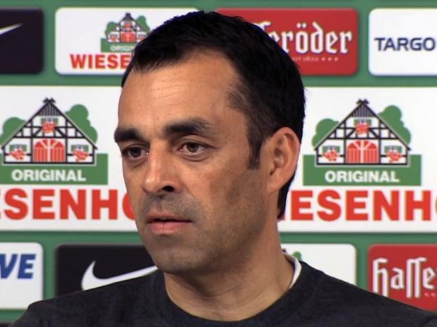 Robin Dutt Werder Bremen, Trainer