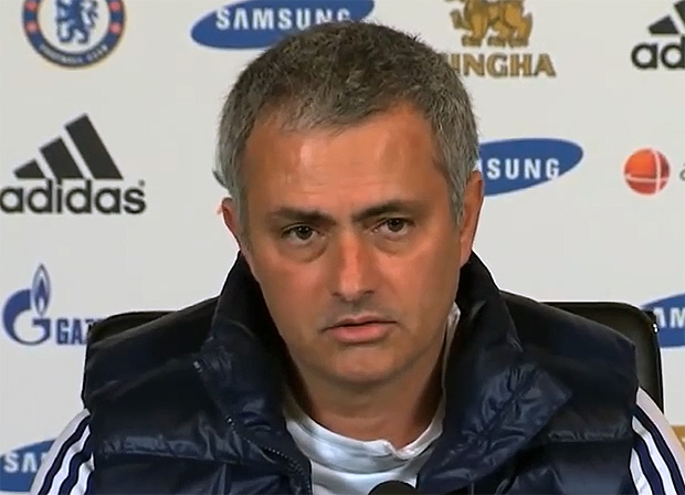Trainer FC Chelsea London: José Mourinho