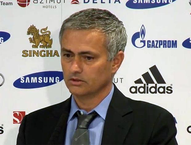 José Mourinho FC Chelsea, Trainer