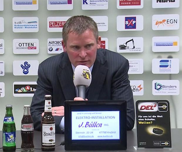 Trainer ERC Ingolstadt, Niklas Sundblad