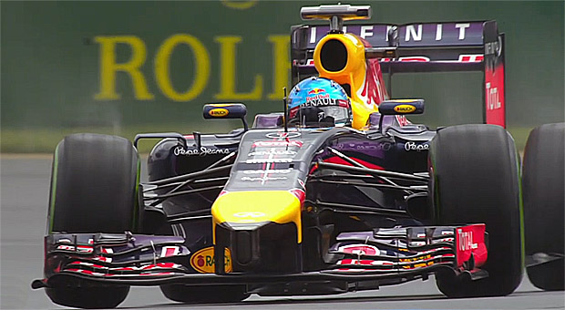 Formel 1: Großer Preis von Malaysia - 1. & 2. Freies Training in Sepang