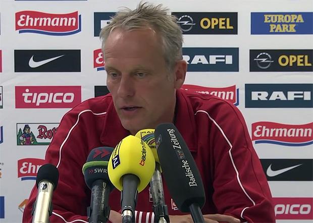 Christian Streich SC Freiburg, Trainer