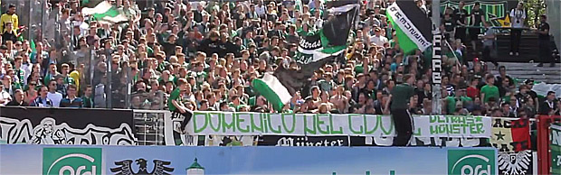 Fußball 3. Liga: Preußen Münster - Hansa Rostock am Sonntag 14.00 Uhr