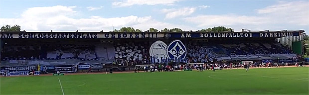 Fußball 2. Bundesliga: SV Darmstadt 98 - SV Sandhausen live um 15.30 Uhr