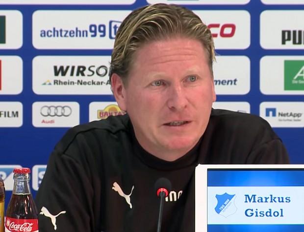 Markus Gisdol TSG 1899 Hoffenheim, Trainer