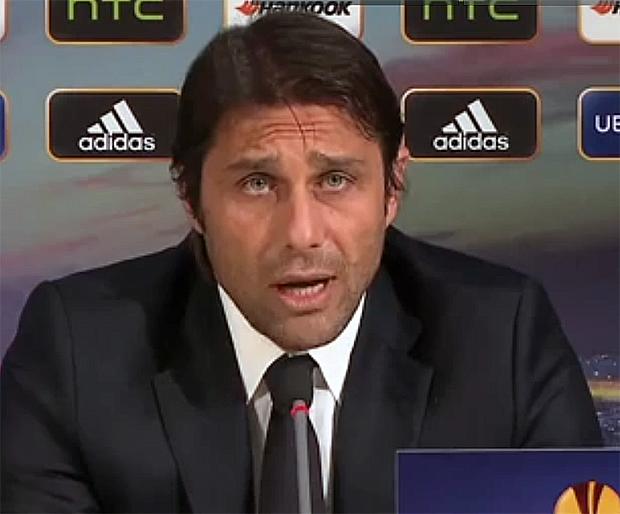 Juventus Turin, Trainer: Antonio Conte