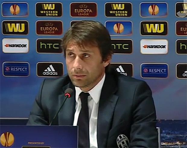 Antonio Conte Juventus Turin, Trainer