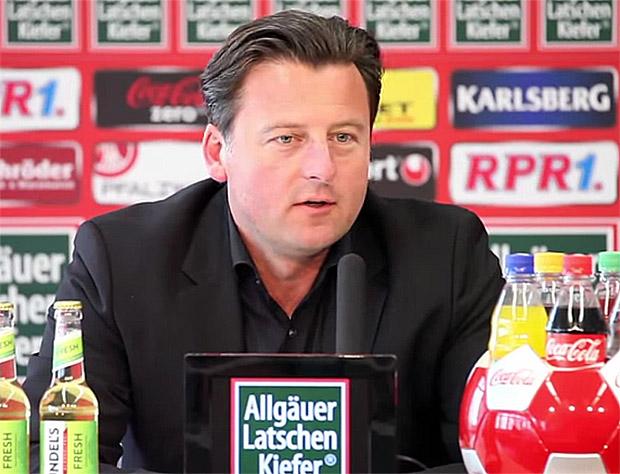 Trainer 1. FC Kaiserslautern, Kosta Runjaic