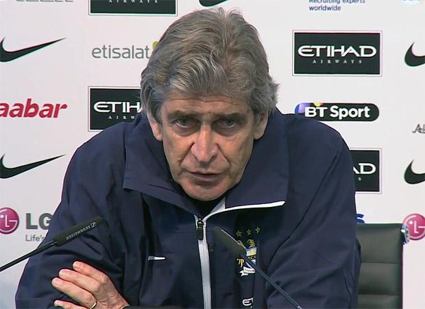 Manuel Pellegrini Manchester City, Trainer