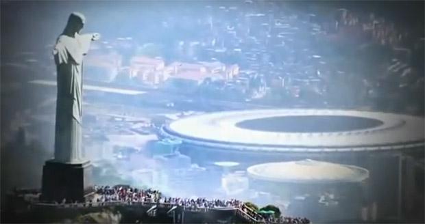 """""""Estádio do Maracanã"""" in Rio de Janeiro"""