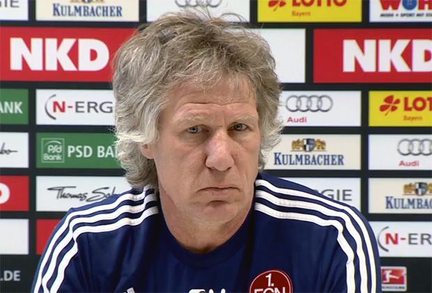 LIVE: 1.FC Nürnberg - VfB Stuttgart, Vorbericht und Liveticker