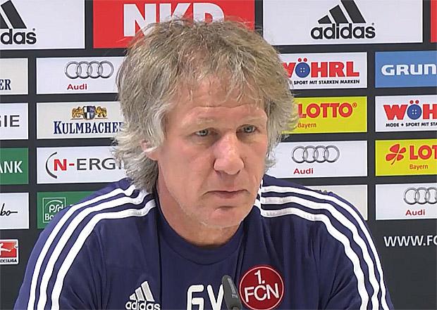Gertjan Verbeek 1. FC Nürnberg, Trainer