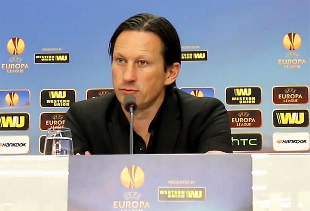 Roger Schmidt FC Red Bull Salzburg, Trainer