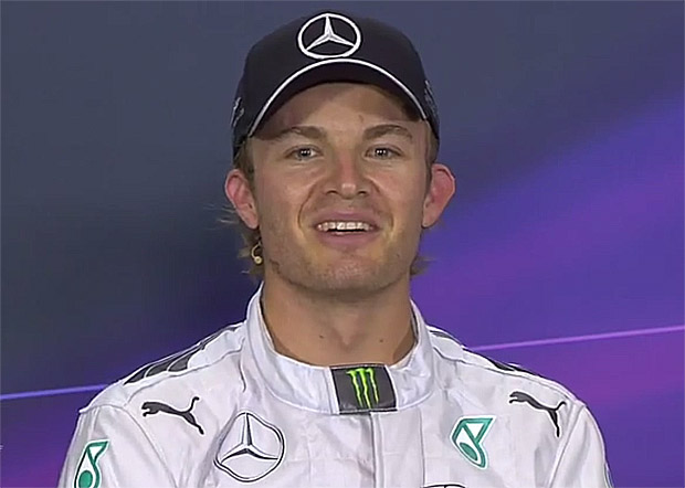 Nico Rosberg (GER)