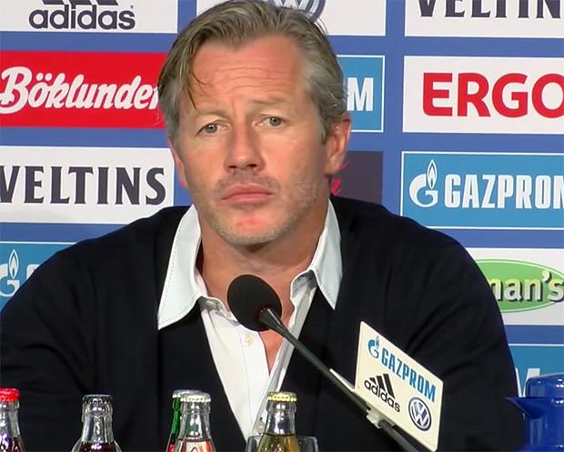 Jens Keller FC Schalke 04, Trainer