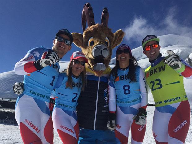 Swiss-Ski: Bekanntgabe der Selektionen für die WM 2017 in St. Moritz (Foto: Simon Linder/ Swiss-Ski)
