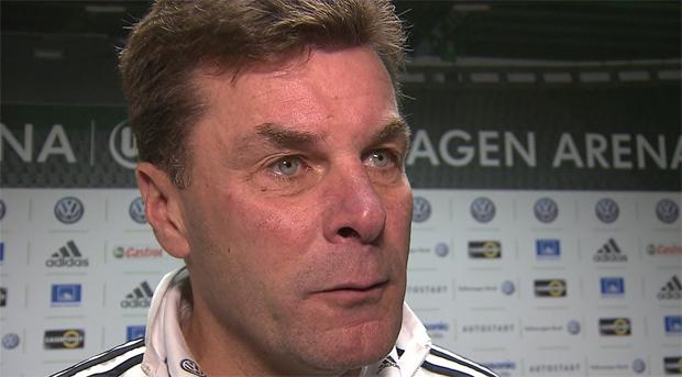 Trainer VfL Wolfsburg: Dieter Hecking