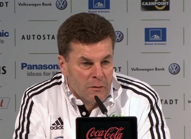 Dieter Hecking VfL Wolfsburg, Trainer