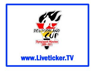 LIVE: Deutschland - Schweiz, Eishockey Deutschland Cup 2011, Vorbericht und Liveticker