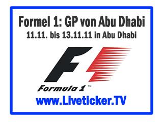 LIVE: Großer Preis von Abu Dhabi, Formel 1, Vorbericht und Liveticker