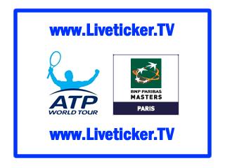 LIVE: Roger Federer vs. Jo-Wilfried Tsonga, Finale ATP Masters in Paris, Vorbericht und Liveticker