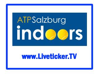 LIVE: Tennis ATP Salzburg indoors in der Salzburgarena, Vorbericht und Liveticker