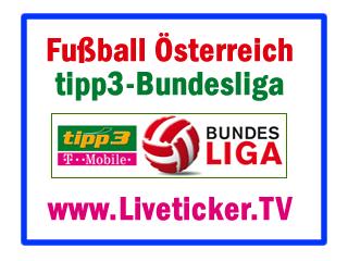LIVE: SK Rapid Wien - FC Red Bull Salzburg