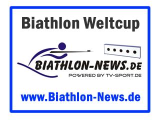 Biathlon Weltcup in Östersund (SWE) - Damen Einzelrennen über 15 km