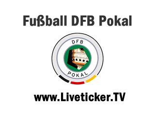 LIVE: Borussia Mönchengladbach - FC Bayern München, DFB Pokal Halbfinale