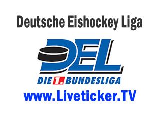 LIVE: Adler Mannheim - Hamburg Freezers, DEL Playoffs: Viertelfinale, Spiel 1