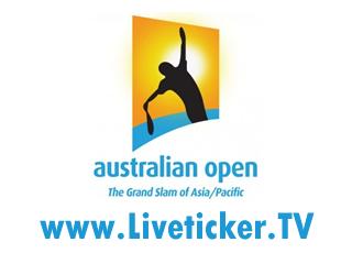 LIVE: Tennis Grand Slam 2012 - Australian Open in Melbourne Park