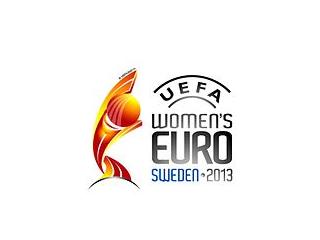 Fußball Europameisterschaft der Damen in Schweden, vom 10. bis 28. Juli