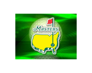 Live Golf: US Masters Golf 2012 in Augusta, Georgia (USA)