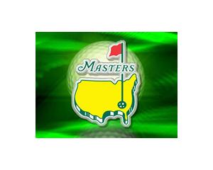Live Golf: US Masters Golf 2012 in Augusta, Georgia (USA)