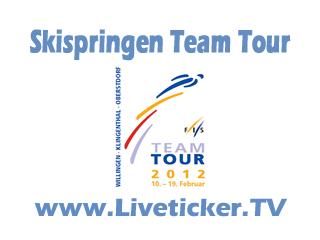 LIVE Skispringen: FIS Weltcup 2011/12 in Klingenthal (Sachsen)
