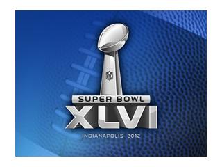Super Bowl XLVI in Indianapolis
