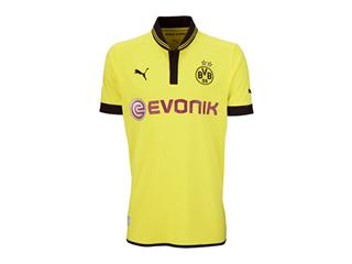 Borussia Dortmund und PUMA präsentieren das neue BVB-Trikot