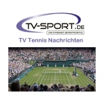 Alle Tennis LIVE-Übertragungen des Tages: Dienstag, 09.07.2018