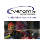 Biathlon bleibt im ZDF weiterhin die Nummer eins